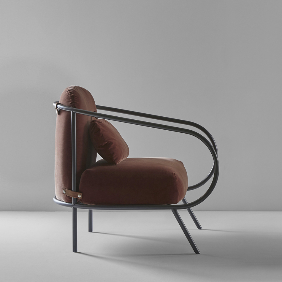 armchair - Denis Guidone mingardo design - 02