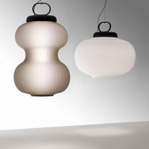 KANJI_FONTANA _ARTE_lamp_lighting_glass_pleated_design_denis_guidone_vetro_lampada_luce_2018