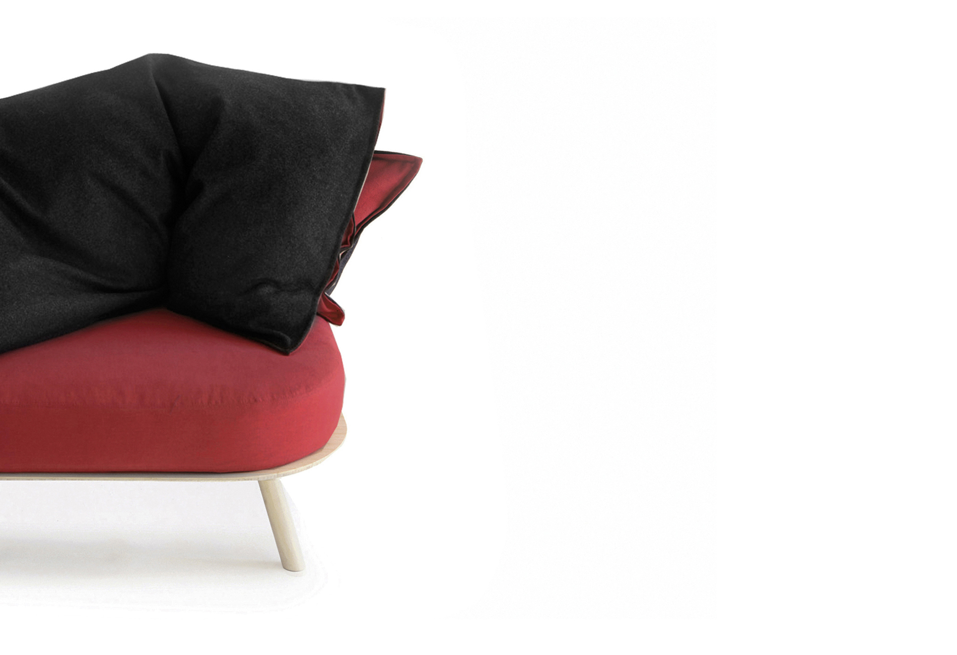 armchair - Denis Guidone design - 01