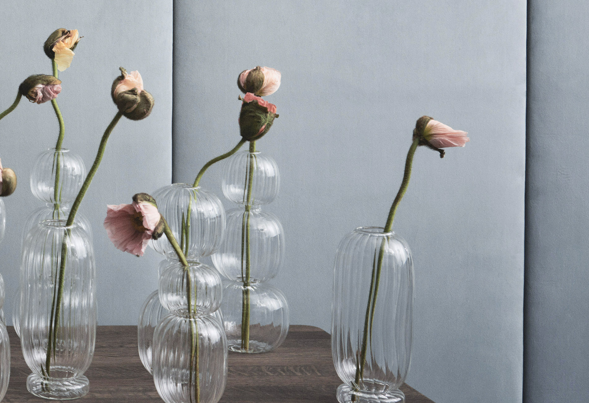 candle holder vase - Denis Guidone bolia design - 01