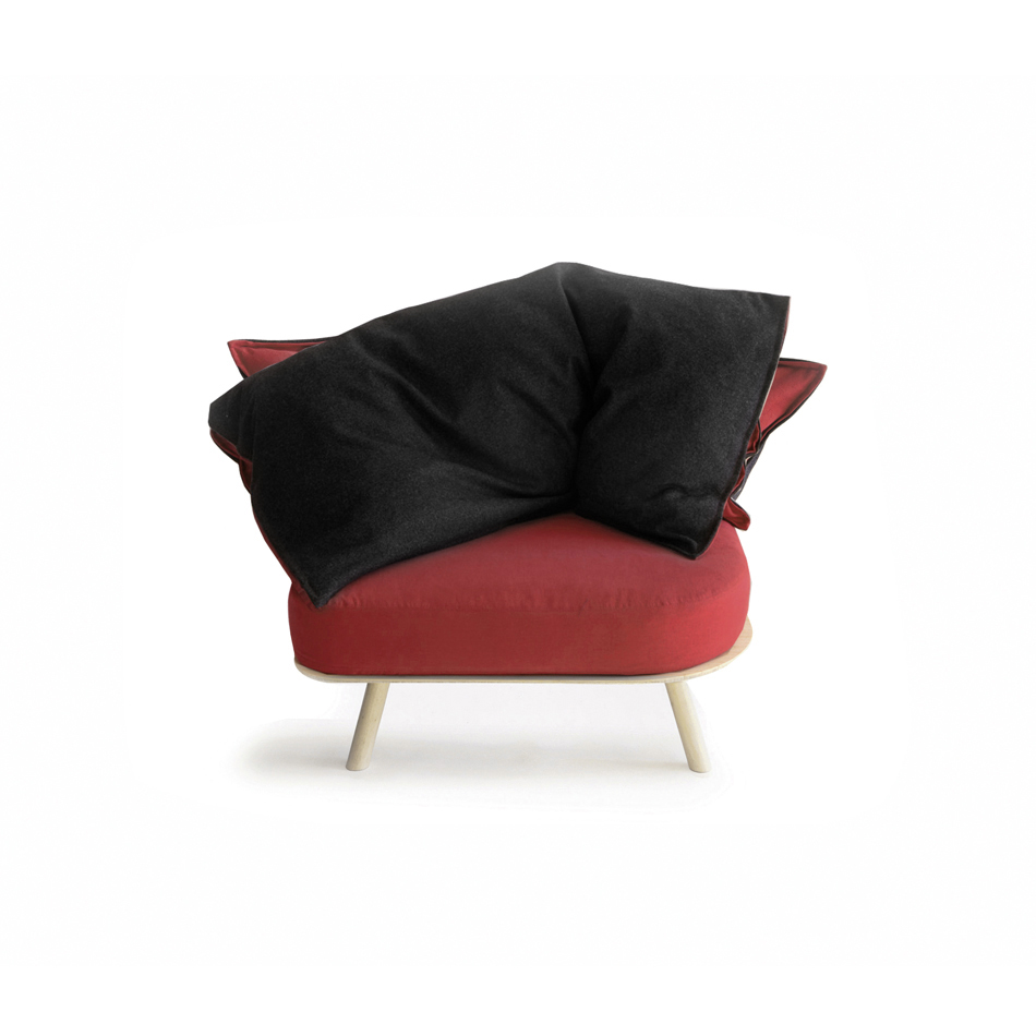 armchair - Denis Guidone design - 02