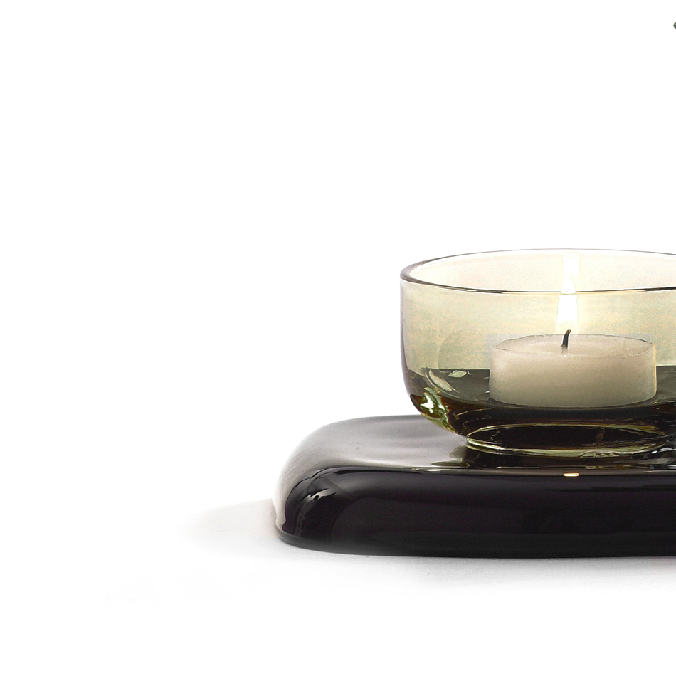 candle holder vase - Denis Guidone bolia design - 02